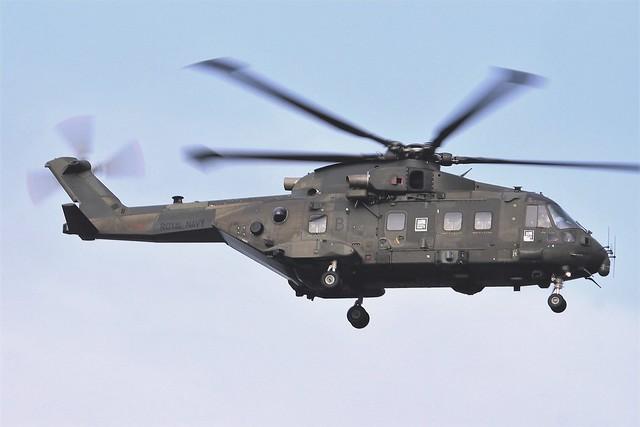 ZJ118 : Agusta Westland EH101 Merlin HC3 : Royal Navy