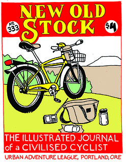 New Old Stock 333 Cover | by urbanadventureleaguepdx
