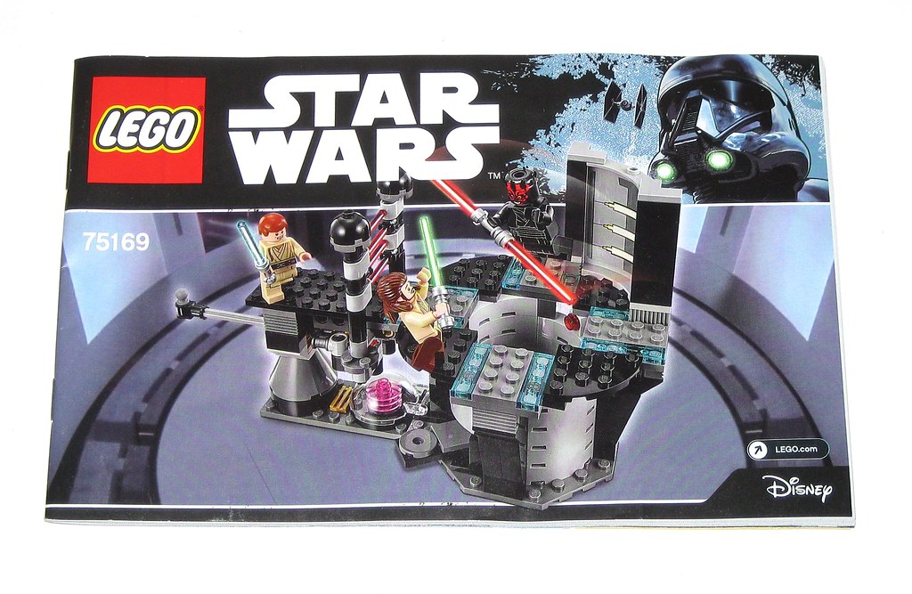 lego 75169 lego star wars rogue one 2017 duel on naboo the