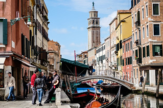 Campo San Barnaba, Venice, Italy | by Kristoffer Trolle