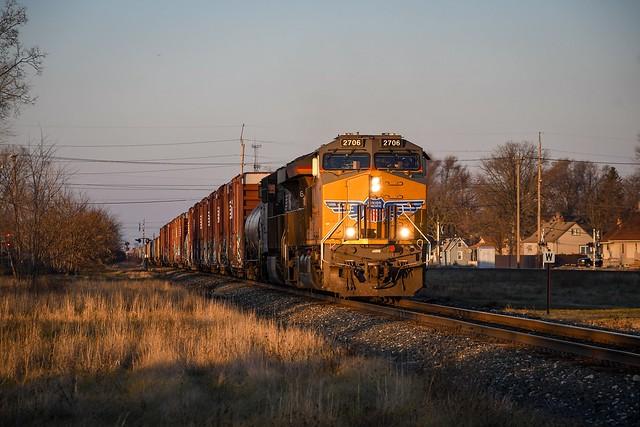 NS 331 - Wyandotte, Michigan
