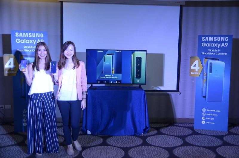 SAMSUNG Galaxy A9 Launch