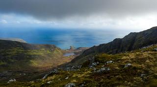 Glen Corradail and its bay | by scotlandmac