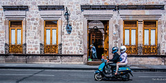 2018 - Mexico - Morelia - Avienda Francisco I. Madero