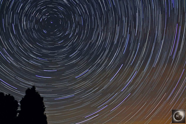 1 Hour Star Trails 13/12/18