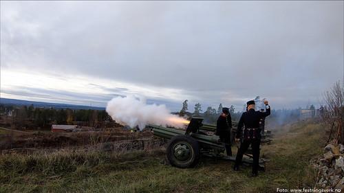 Fredriksten Artillerie Compagnie