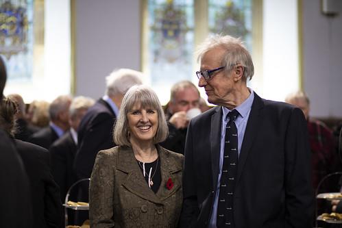 Vanessa and Paul Shearwood