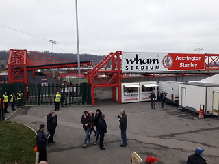 Accrington Stanley v Ipswich Town, Wham Stadium, Emirates FA Cup, Saturday 5th January 2019 | by ChrisPDay