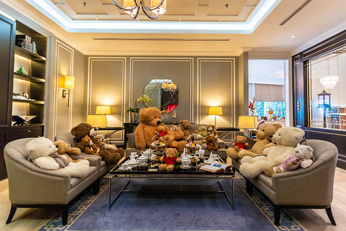 Teddy Bear Afternoon Tea 2 | by trendygourmet