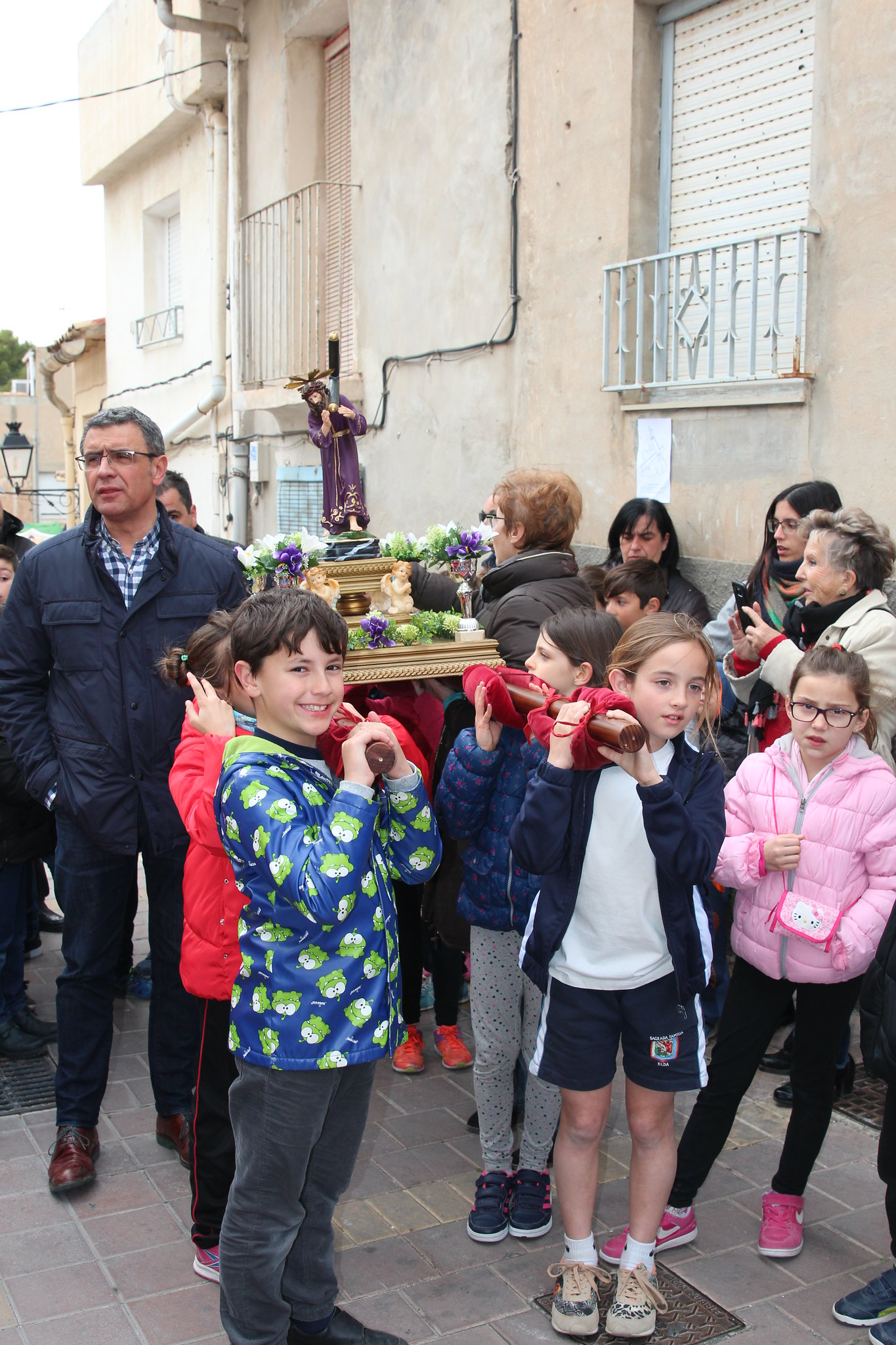 (2018-03-23) II Vía Crucis Infantil (Antonio José Verdú Navarro) (22)