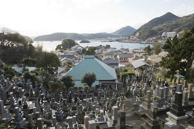 玉泉寺墓所 Gyokusen-ji graveyard