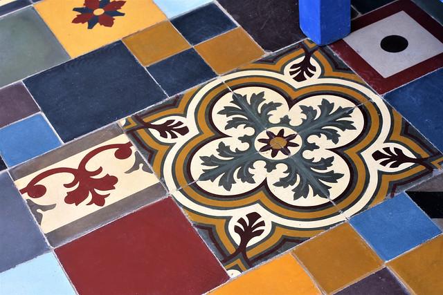 Floor - mosaico