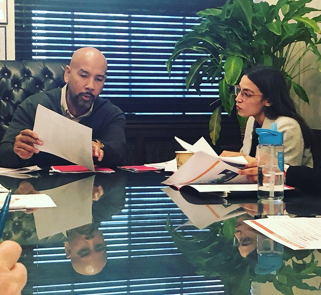 02042019 meeting with rep. ocasio-cortez