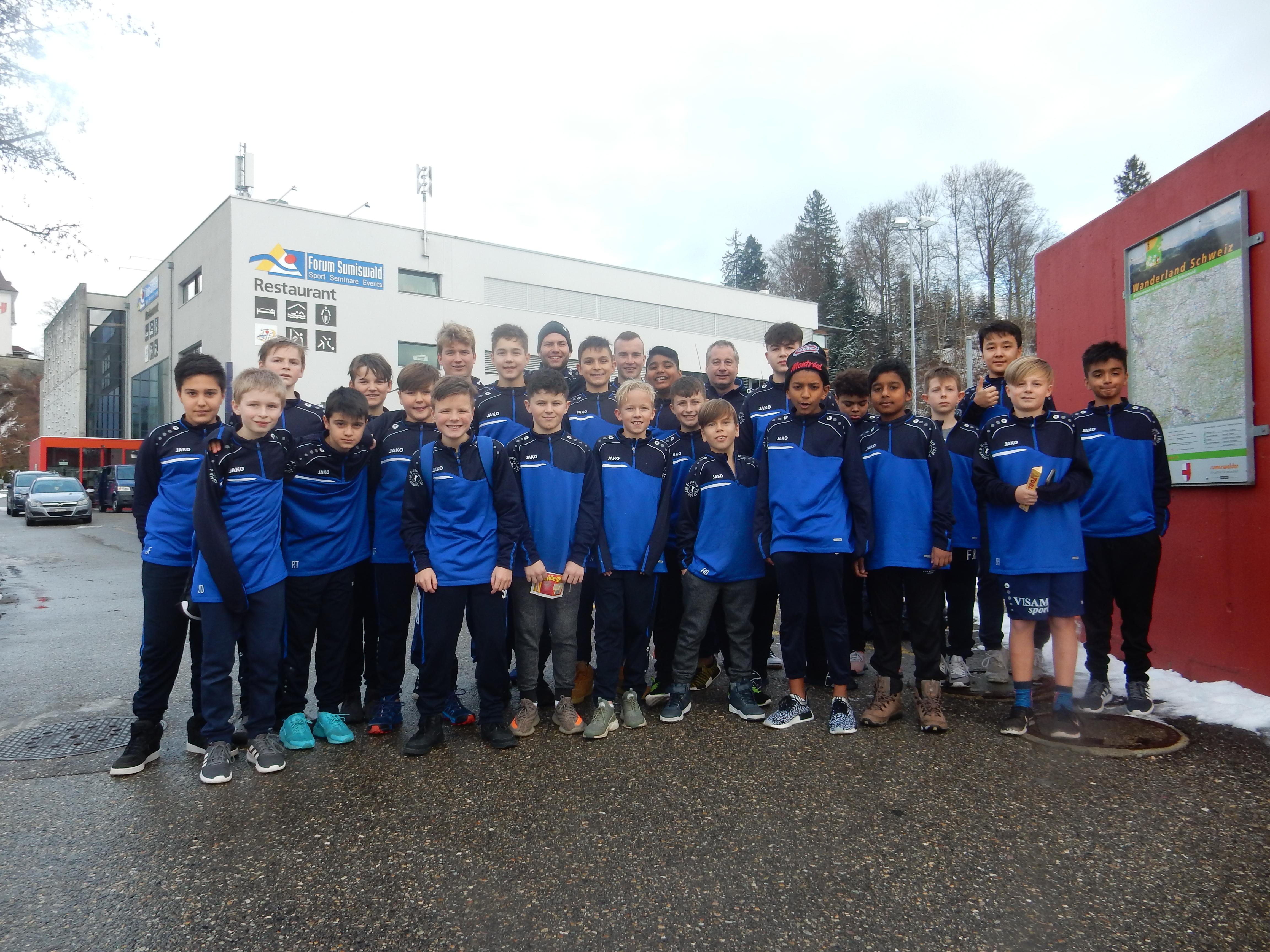 Trainingsweekend 2019 / D-Junioren