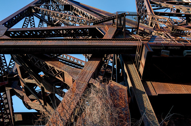 Rusty Landmark