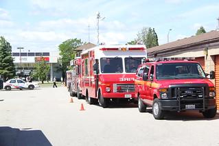 TFS Fire/ Hazmat  401 Conlins Road Scarborough