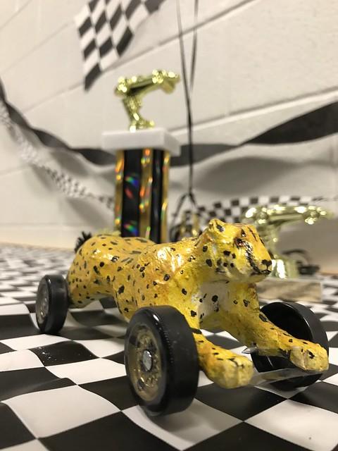 Cheetah Car