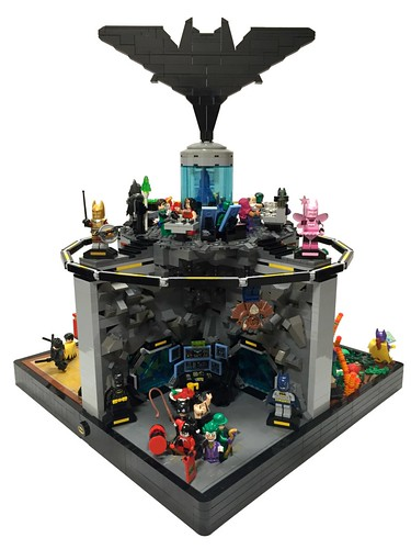 The Bat Family's Cave - 1