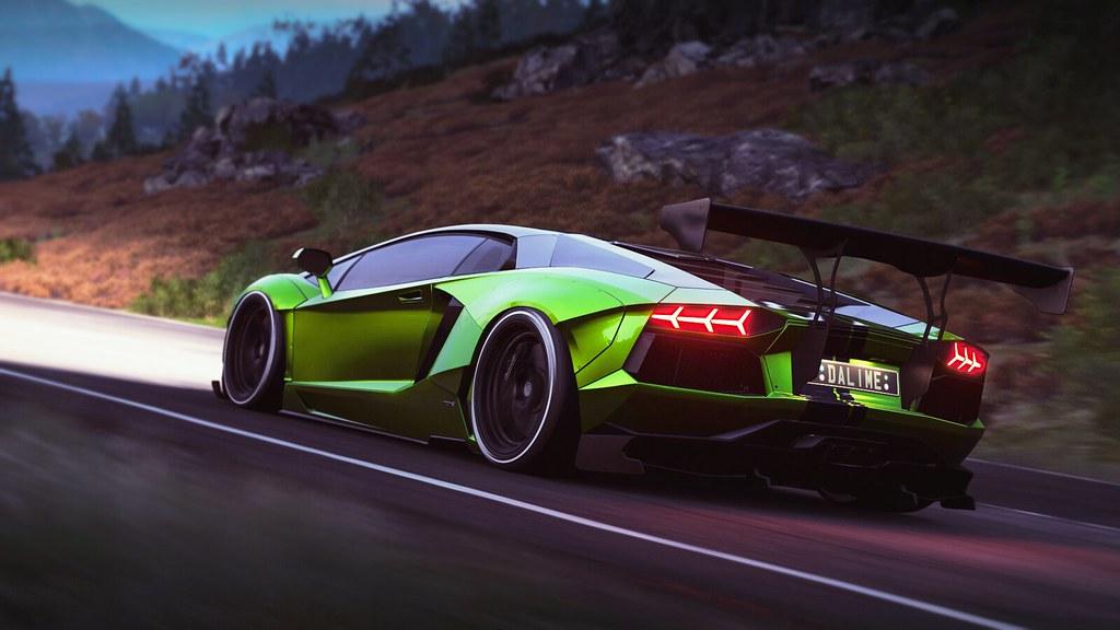 Forza Horizon 4 2012 Lamborghini Aventador Lp700 4 Forza Flickr