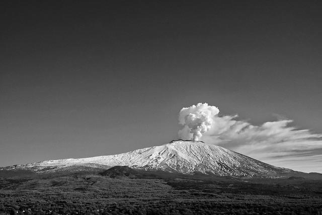 Etna 2018 28th December