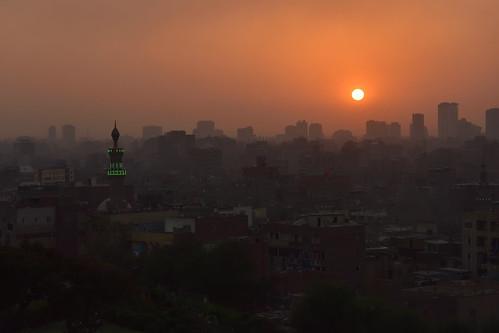 elcairo egipto nikon sunset