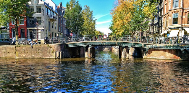 Aan de Amsterdamse Grachten: Leliegracht [Explored}