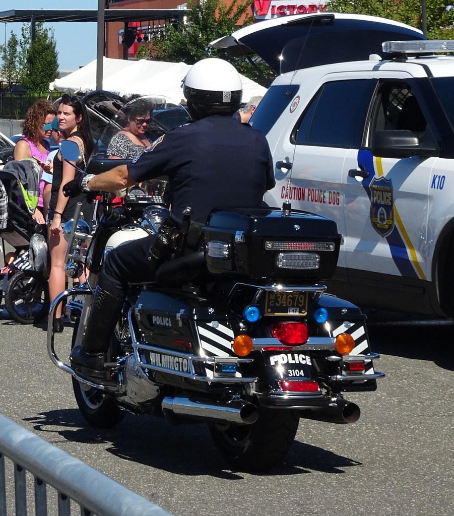 Wilmington, Delaware Police - Harley-Davidson Motorcycle ...