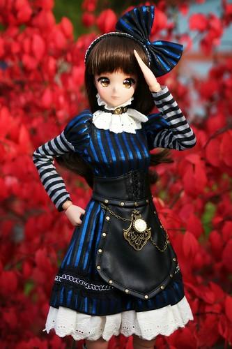 Smart Doll Summer   by CornflowerBlue07