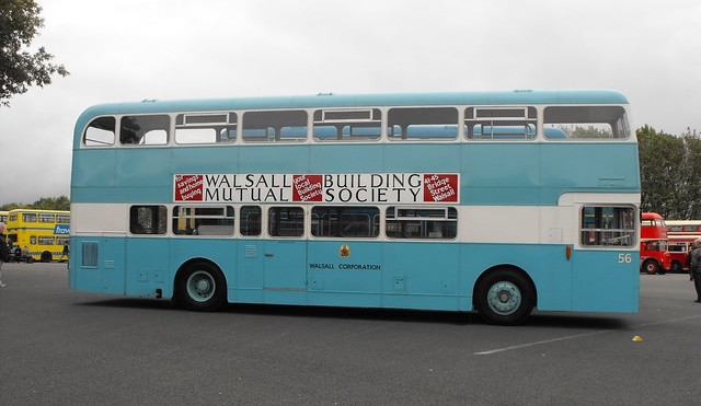 56, XDH 56G, Daimler Fleetline CRC6-36, Northern Counties Body (H51-34D), 1968 (3)