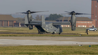 CV-22B Osprey 08-0050 - 7th Special Operations Squadron RAF Mildenhall | by stu norris