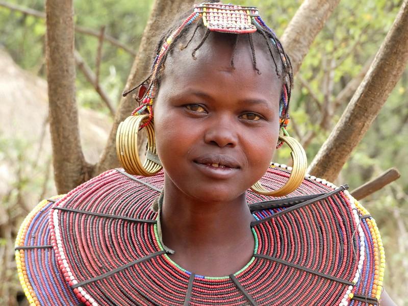 Pokot Woman