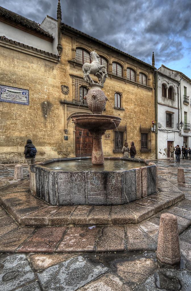 Resultado de imagen de plaza del potro Córdoba