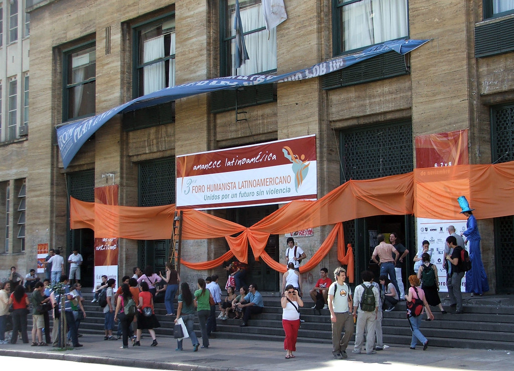 Foro Humanista Latinoamericano 2008