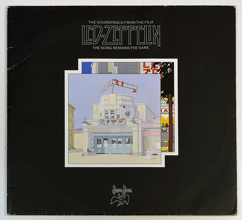 A0631 LED ZEPPELIN The Song Remain the Same