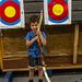 Sixth Birthday Archery