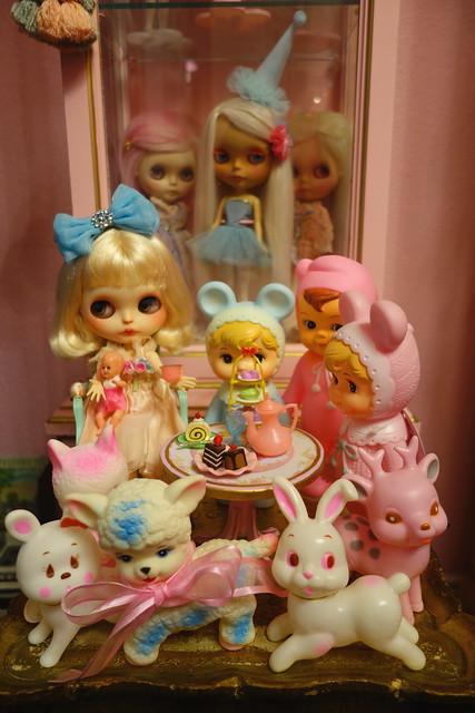 Dolly Tea Party!