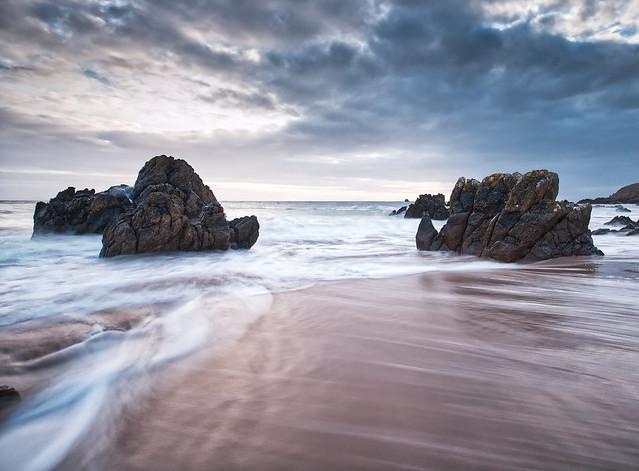 Singing Sands Beach - Islay