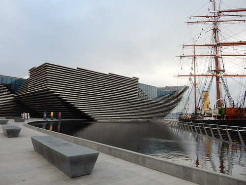 V&A Dundee and the RRS Discovery | by Beth M527