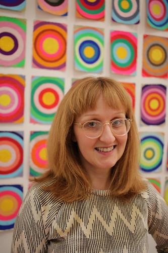 Linden Sweatshirt at the Ikon Gallery | by English Girl at Home