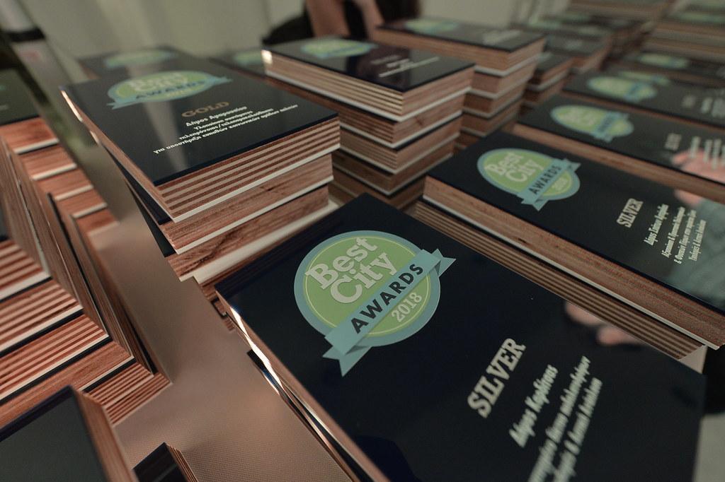 Best City Awards 2018 ceremony
