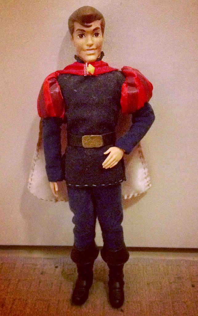 Disney Prince Phillip doll 👑 (From Sleeping beauty) | Flickr