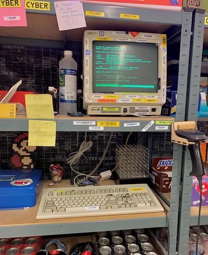 Revspace revbank terminal | by hollyfh