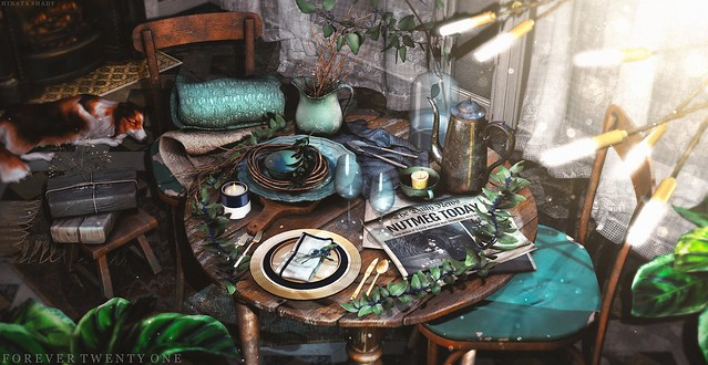 New Post: ∞Forever Twenty One∞ LOTD 670 Quiet Place...
