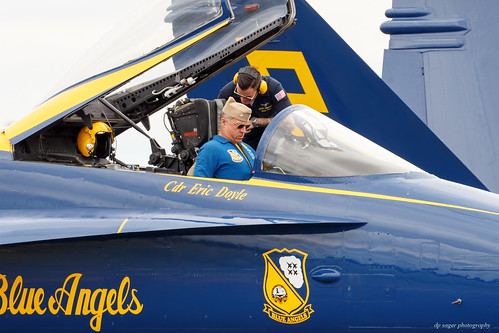 US Navy Blue Angels | by dpsager