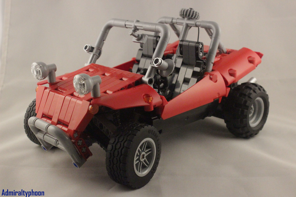 IDEAS Project] Meyers Manx Dune Buggy | Please support the