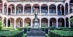 2018 - Mexico - Morelia - Colegio Primitivo y Nacional de San Nicolás de Hidalgo.