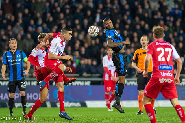 Club Brugge - Exc. Moeskroen