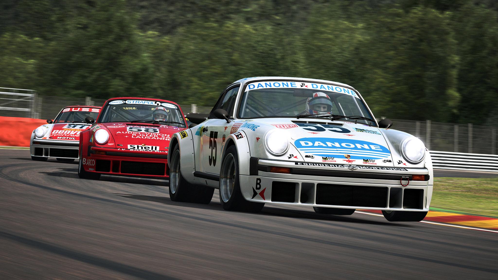RaceRoom PORSCHE 934 Turbo RSR 5