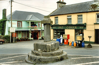 Filming location - Cong, Ireland