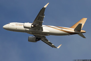 Acropolis Aviation Airbus A320-251N cn 8403 F-WWBJ // G-KELT | by Clément Alloing - CAphotography